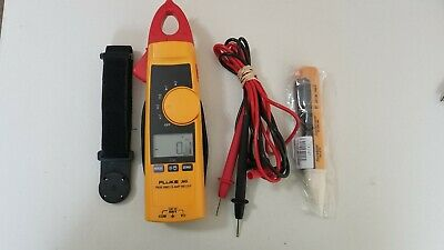 Lightly Used Fluke 365 True-rms Ac Clamp Detachable And Magnet Hanger