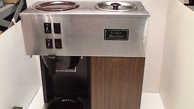 Bunn Vpr Coffee Maker Machine Working Conditions