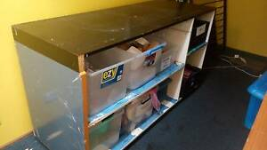 Storage shelves Glenorchy Glenorchy Area Preview