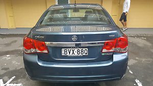 Holden Cruze CDX JH Series II DIESEL Maroubra Eastern Suburbs Preview