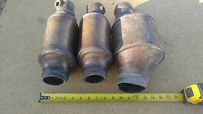 3 Gm Scrap Catalytic Converter Domestic. For Platinum Rhodium Palladium Recovery