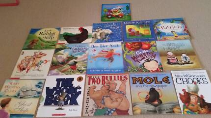 Assorted bulk lot of children's books - good condition