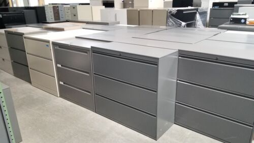 * USED LATERAL FILE CABINETS 3 DRAWER * local delivery & key available