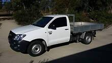 2010 Toyota Hilux Ute Warwick Southern Downs Preview