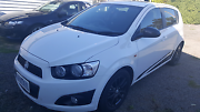 Holden barina x Yarram Wellington Area Preview