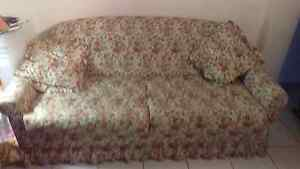 3 seater sofa bed Georges Hall Bankstown Area Preview
