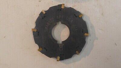 Apt Slot Master Sm48122 4 Milling Cutter