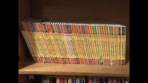 46 Geronimo Stilton books