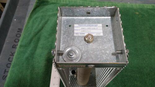 DRIVECON DBR1-300-400-P HD BRAKE RESISTOR 300OHM 400W (A-37)