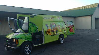 Chevy Ice Cream Truck For Sale In Ohio