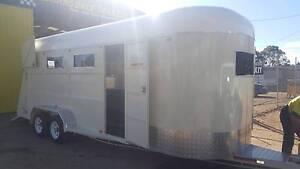 Custom Made Horse Floats (BTS) Bairnsdale East Gippsland Preview
