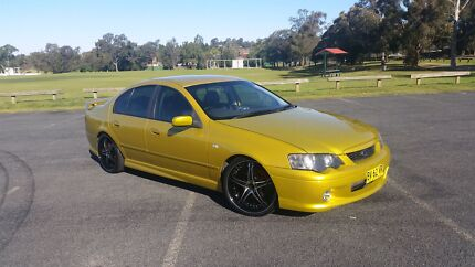 XR6 TURBO XR6T MANUAL CAPA FLASH TUNED LEATHER  Campbelltown Campbelltown Area Preview