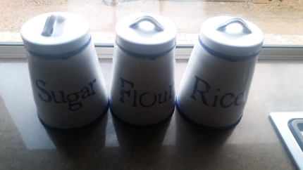 Canisters unwanted gift