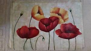 PAINTING OF POPPIES Nedlands Nedlands Area Preview