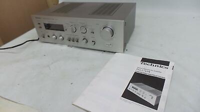 rec selector speakers or input selector Technics SU-V4 knob