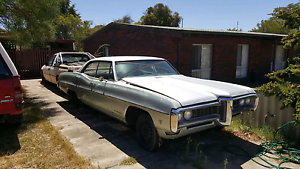 1968 Pontiac Perisienne Perth Perth City Area Preview