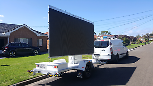 Trailer Mounted LED Event Screen Miranda Sutherland Area Preview