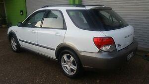 2003 Subaru Impreza RV Hatchback Sandgate Newcastle Area Preview