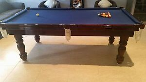 Billiard (Pool) Table Aristocrat 8x4ft Narre Warren North Casey Area Preview