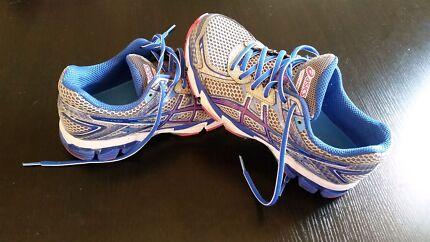 Asics runners, 'nike' green runners Lalor Whittlesea Area Preview