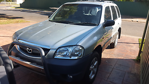 Mazda tribute low km auto one owner service history and books Andrews Farm Playford Area Preview