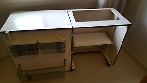 Horn sewing cabinet Benowa Gold Coast City Preview
