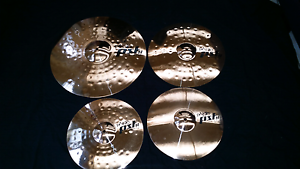 paiste PST8 cymbal pack Smeaton Grange Camden Area Preview