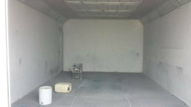 Car Paint - Respray - Spray Booth for Rent - Great Booth ...