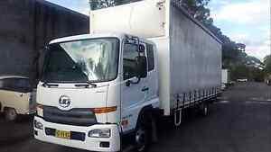 2012 Nissan UD taughtliner Sydney City Inner Sydney Preview