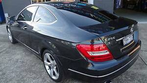 2012 Mercedes-Benz C250 Sports Coupe Richmond Hawkesbury Area Preview