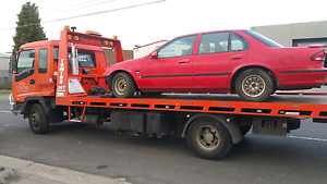 Towing and cash  $$$ for unwanted or damaged cars Campbellfield Hume Area Preview