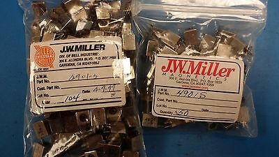 15 Pcs 4901-s Jw Miller Variable R.f. Inductor 0.037-0.039uh