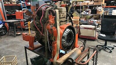 John Deere 4045df150 4.5 Diesel Engine Runs Video 4045 Tractor Powertech
