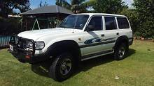 1994 Toyota LandCruiser Wagon Woody Point Redcliffe Area Preview