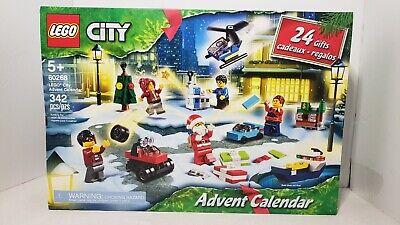 Lego City (60268) Lego City Advent Calendar - 342 Pcs - Ages 5+