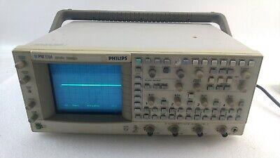 Philips Fluke Pm 3394 200mhz 200mss Oscilloscope