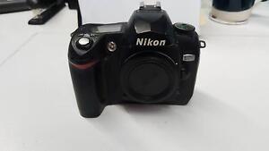 Nikon D70 DX Cambridge Clarence Area Preview