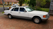 Mercedes Benz 1984 380SEL North Sydney North Sydney Area Preview