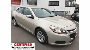 2015 Chevrolet Malibu LS **START, BLUETOOTH, CRUISE **