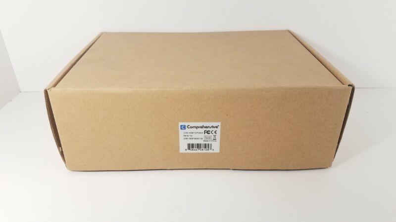 Comprehensive CHE-HDBTWP240K HDBaseT 4K 18G Wall Plate Extender Kit up to 230ft