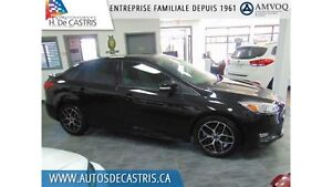 2015 Ford Focus SE*CAMERA DE RECUL, SIEGES CHAUFFANTS, MAGS