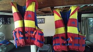 2 x Challenger PDF Type 1 Life Jackets never used Wynnum Brisbane South East Preview