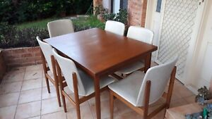 *Price Reduced*Dining Chairs Only Mid Century Vintage Parker Fler