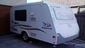 2008 JAYCO FEATHER AS NEW CONDITION Old Beach Brighton Area Preview