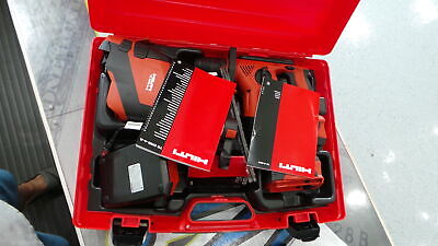 Hilti - Hammer Drill Kit Te 4-a 6-a Drs Sds Kit With Vacuum Free Shipping New