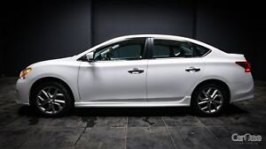 2013 Nissan Sentra SV NAV! PUSH TO START! HEATED SEATS! SUNROOF!