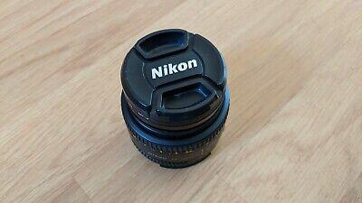 Nikon 2137 50mm f/1.8D Auto Focus Nikkor Lens segunda mano  Embacar hacia Mexico