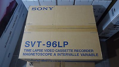 SONY SVT-96LP time lapse video recorder =NEW= Time-lapse-videorecorder Video