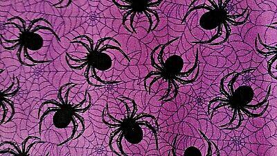 Halloween Spider Webbing (Halloween Spider Web fabric fat)