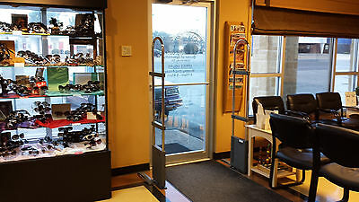 Optometrist Eyeglass Sunglass Eyewear Security System Checkpoint 8.2 Mhz Usa
